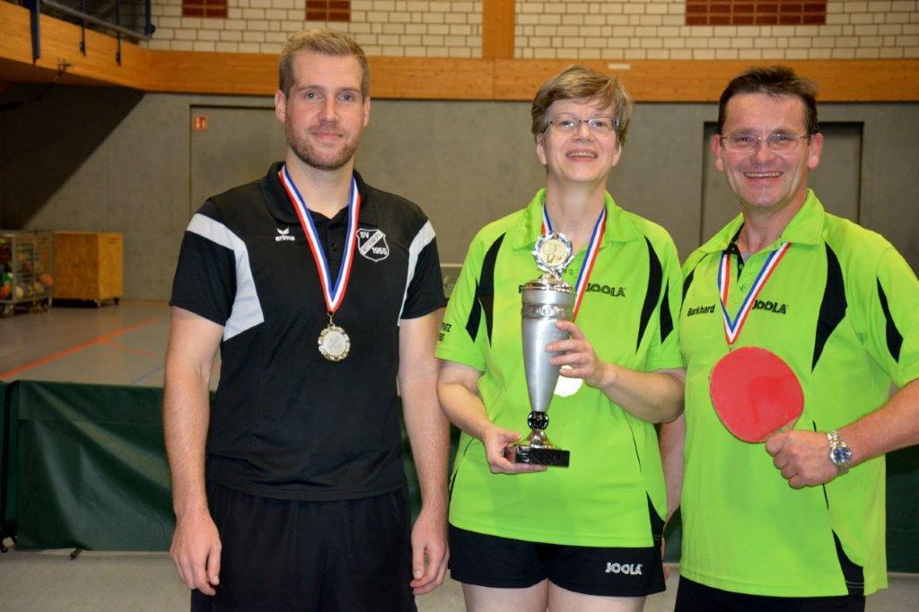 Vereinsmeisterschaften Tischtennis 2019