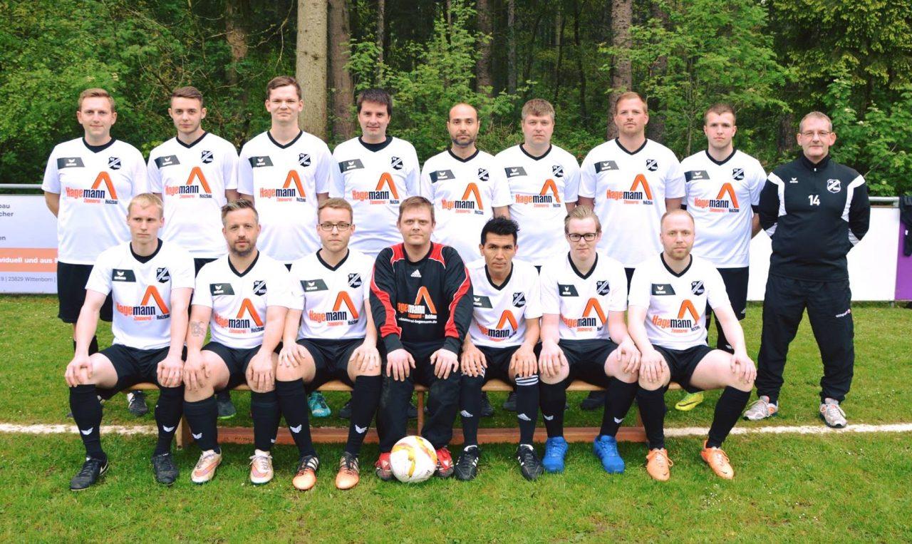 new style 78f00 b45eb Neue Trikots für die zweite Mannschaft   SV Wittenborn